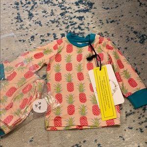 Kozi and Co pajama set